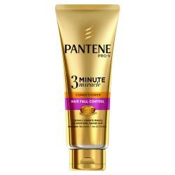 Pantene Conditioner 3 Minutes Miracle Quantum Hair Fall Control 180ml