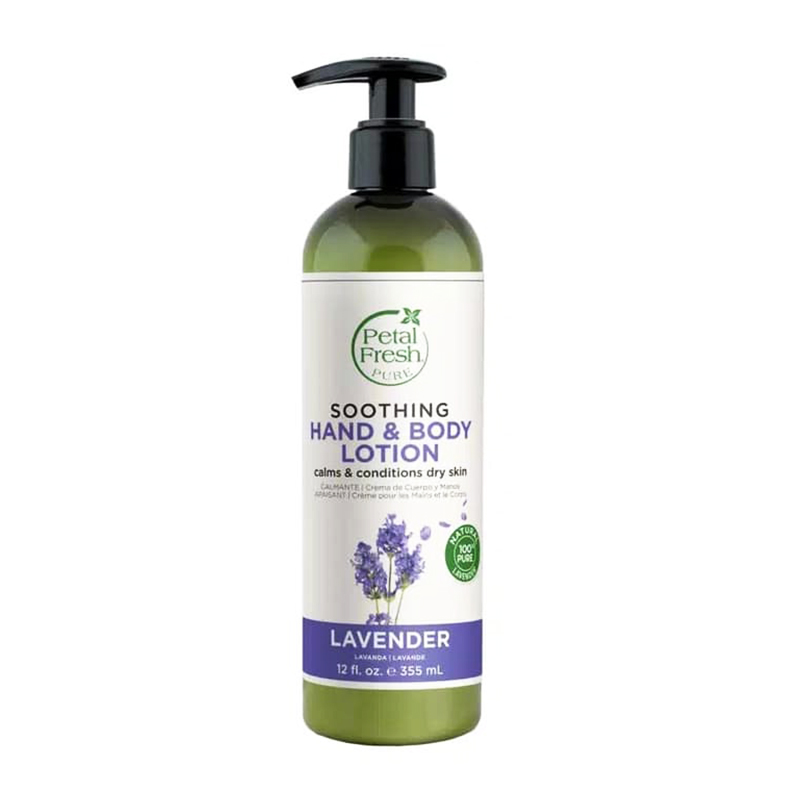 Petal Fresh Pure Hand And Body Lotion Lavender 335ml | Gogobli
