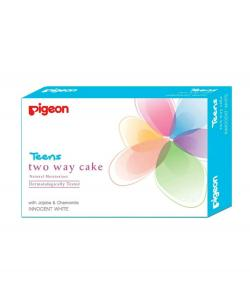 Pigeon Two Way Cake Innocent White 14gr (Expiry Date: Apr 19)