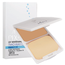 Pixy Two Way Cake Perfect Fit Cream Beige 12.2gr