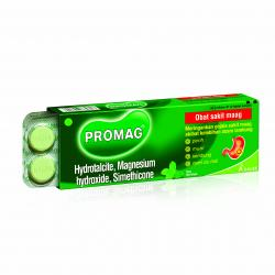 Promag (Isi 3 Blister @12 Tablet Kunyah)