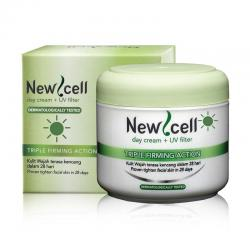 Purbasari New Cell Day Cream 35gr