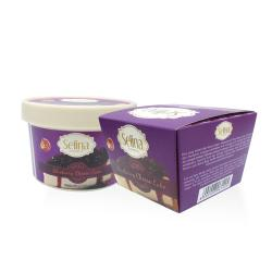 Selina Cosmetic Body Souffle Blueberry Cheese Cake 80gr