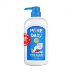 Pure Baby Liquid Cleanser Pump 700ml