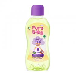 Pure Baby Minyak Telon Plus 60ml