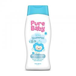 Pure Baby Shampoo with Colostrum Extract and Almond Oil 200ml