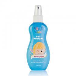 Pure Kids Hair Detangler Apple 200ml