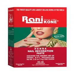 Rani Kone 98 Nail Decoration Henna Rose Red 72gr