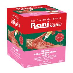 Rani Kone 22 Palm Decoration Paste Dark Reddish 72gr