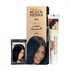 Rani Kone Black Henna Hair Color Cream 71 50gr