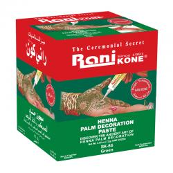 Rani Kone 86 Palm Decoration Paste Green 72gr