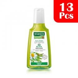 Rausch Swiss Herbal Care Shampoo 200ml (13pcs)