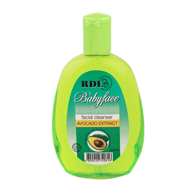 RDL Baby Face Facial Cleanser With Extract Avocado 150ml | Gogobli