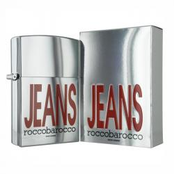 Roccobarocco Jeans Pour Homme EDT 75ml