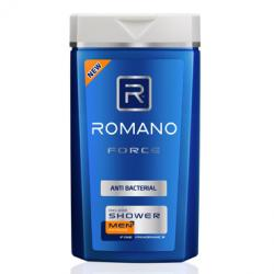 Romano Force Antibacterial Shower 200ml