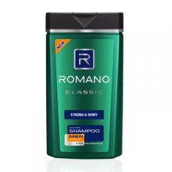 Romano Classic Strong and Shiny Shampoo 170ml