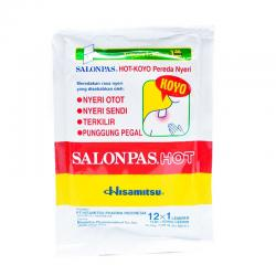 Salonpas Hot 12s