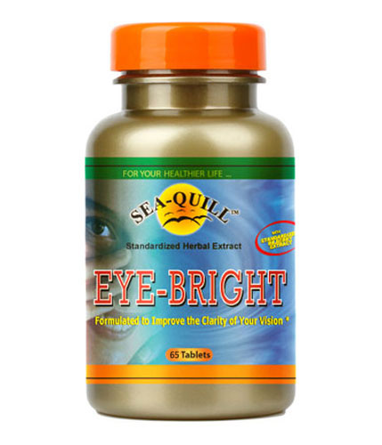Sea-Quill Eye Bright 60 Tablet
