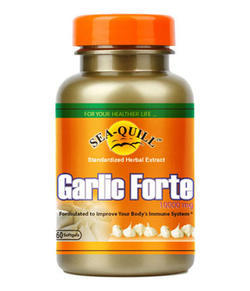 Sea-Quill Garlic Forte 10000 Mg 60 Softgels