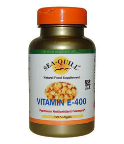 Sea-Quill Vitamin E 400 120 softgels