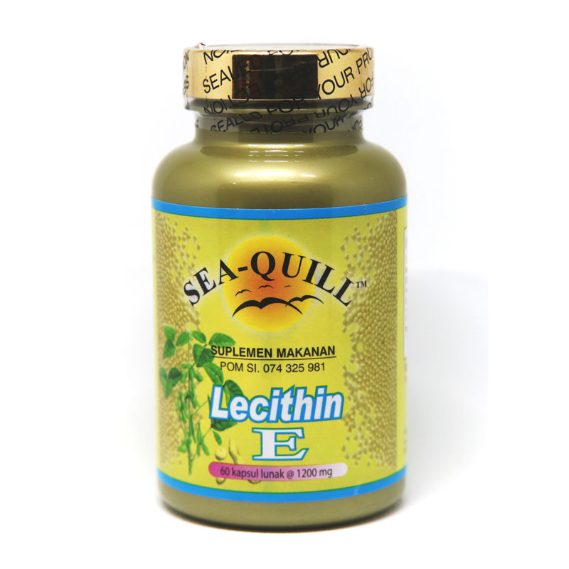 Sea-Quill Lechitin 1200 Mg 60 Softgels