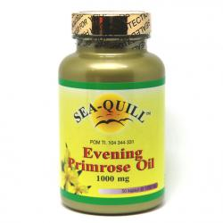 Sea-Quill Evening Primrose Oil 1000 mg 50 softgels