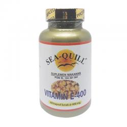 Sea-Quill Vitamin E 400 60 Softgels