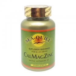 Sea-Quill Cal Mag Zinc with Vitamin D 30 Tablet @900mg