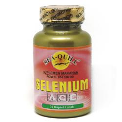 Sea-Quill Selenium ACE 30 softgels