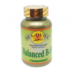 Sea-Quill Balanced B-50 30 Kapsul @600mg