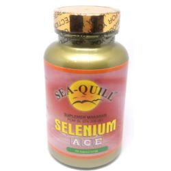 Sea-Quill Selenium ACE 50 Softgels