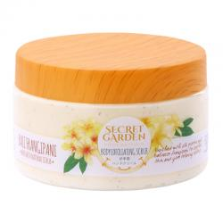 Secret Garden Body Exfoliating Scrub Bali Frangipani 250gr