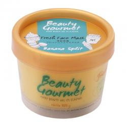 Secret Garden Beauty Gourmet Face Mask Banana Split 100gr