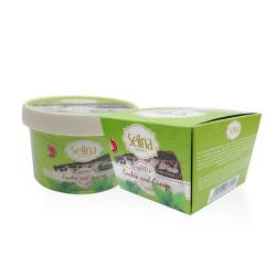 Selina Cosmetic Body Souffle Cookie and Cream 80gr