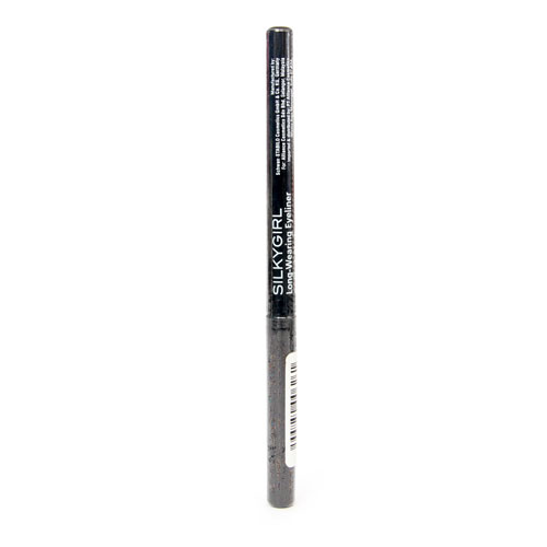 Silkygirl Long-Wearing Eyeliner 01 Black Black