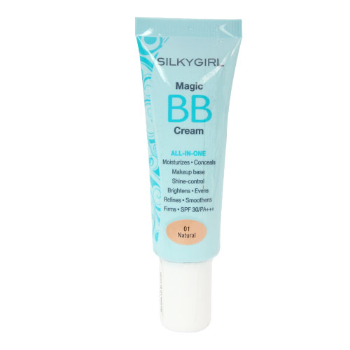 Silkygirl Magic Bb Cream 18 Ml 01 Natural