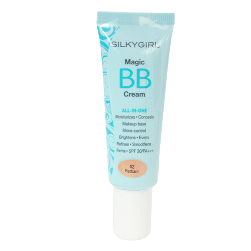 Silkygirl Magic Bb Cream 18 Ml 02 Radiant