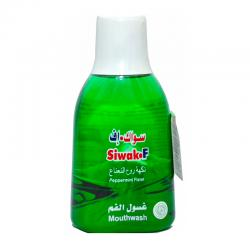 Siwak-F Mouthwash Peppermint 300ml