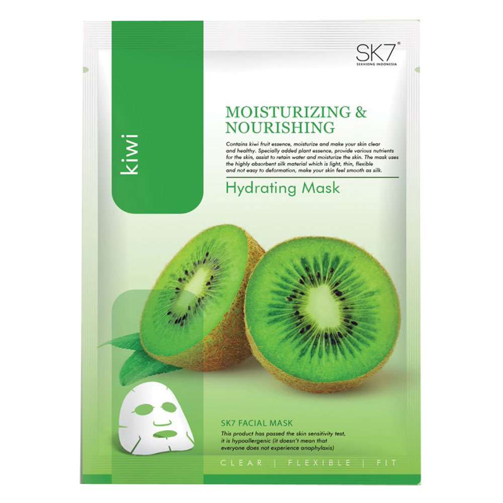 SK7 Kiwi Hydrating Mask (ED: May 19) | Gogobli