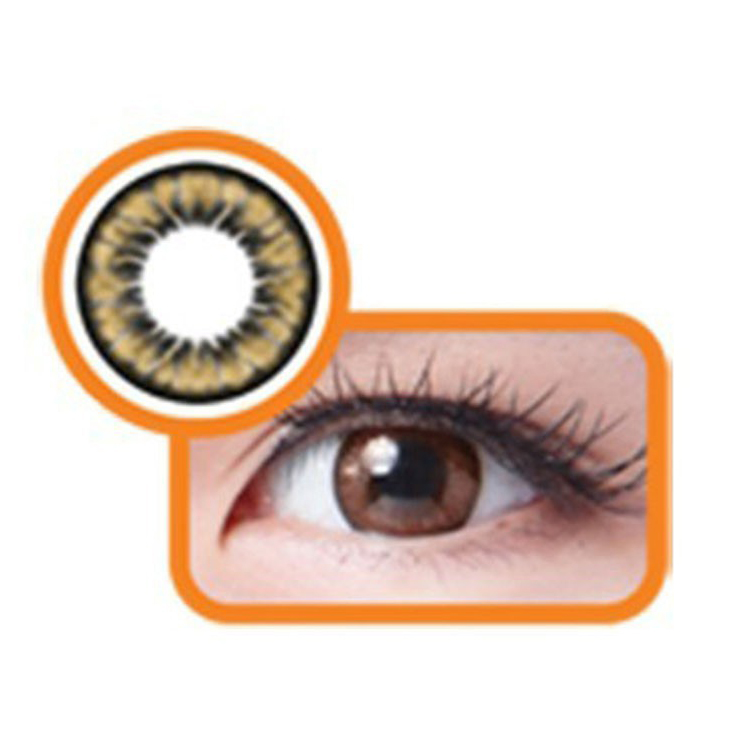 Softlens X2 Bio Color Hazel | Gogobli