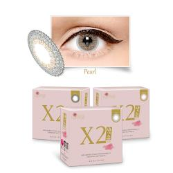 Softlens X2 Sanso Color Pearl