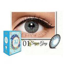Softlens X2 Diary Sugar Grey