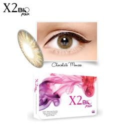 Softlens X2 Bio Four Chocolate Mouse