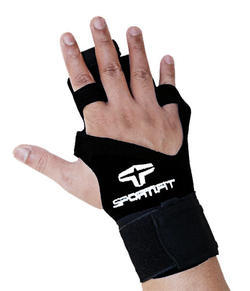 Sportifit Grip And Strap Fgs 01 Hitam M Size