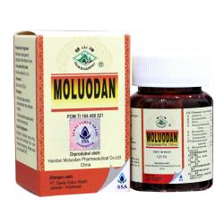 Moluodan 120 pill (ED: Jul 21)