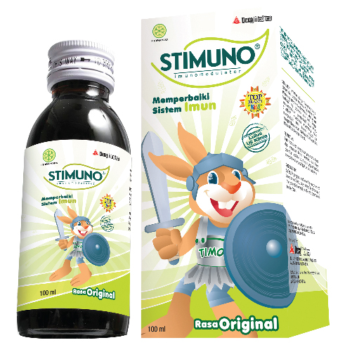 Stimuno Sirup Original 100ml
