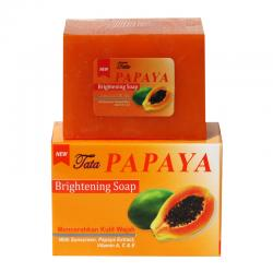 Tata Papaya Whitening Soap and Sunscreen