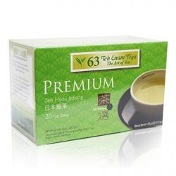 Teh 63 Premium Japanese Green Tea (20 Teabags)
