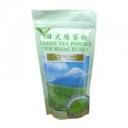 Teh 63 Green Tea Powder 150gr