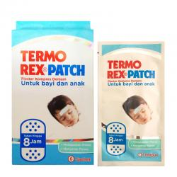 Termorex Patch 6s